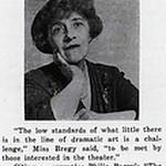 Miss Bregy Reviews Contemporary Drama